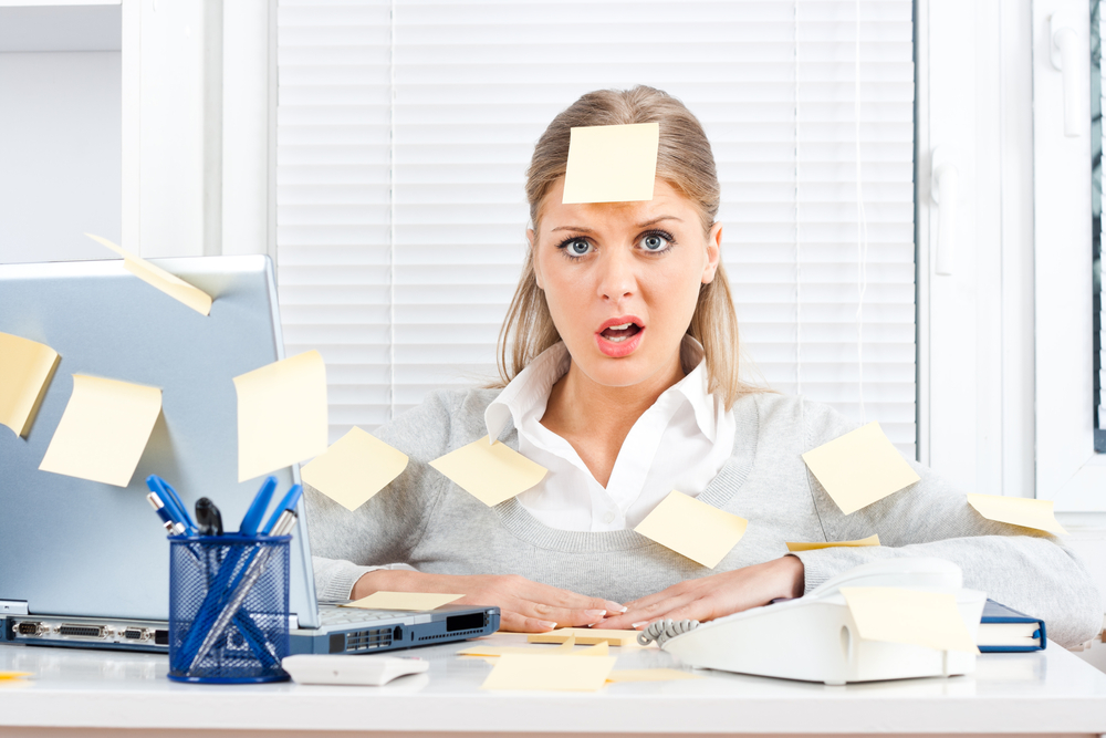 Overwhelmed & Tired with a Massive To-Do List?